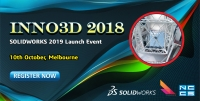 INNO3D 2018|Innovation Redefined| SOLIDWORKS 2019