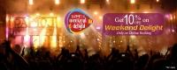 Weekend DJ Event Hyderabad at Ramoji Film City