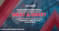 Meet and Greet at Bank OZK