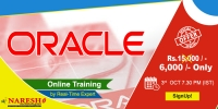 Oracle Online Training in USA - NareshIT