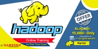 Hadoop Online Training in USA - NareshIT