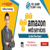 AWS Online Training in USA - NareshIT