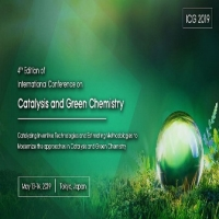 4th Edition of International Conference on Catalysis and Green Chemistry