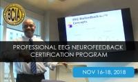 PROFESSIONAL EEG NEUROFEEDBACK CERTIFICATION PROGRAM