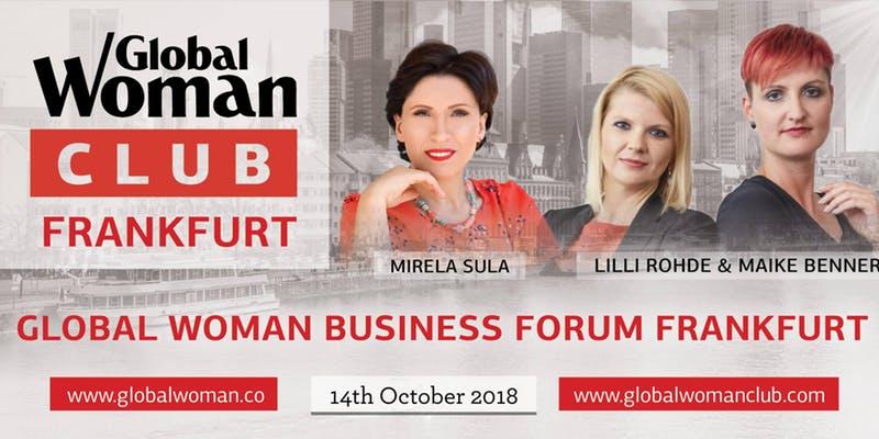 Global Woman Club Empowering Women in Business -Frankfurt, Frankfurt, Hessen, Germany