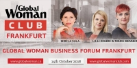 Global Woman Club Empowering Women in Business -Frankfurt