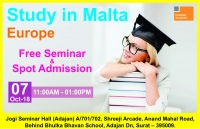 Spot Admission of Study in Domain Academy at Malta (Europe)