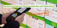 The Do's and Don'ts of Records Retention and Destruction
