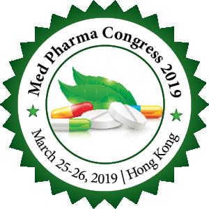 19th Annual Medicinal & Pharmaceutical Sciences Congress, Hong Kong, Hong Kong