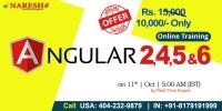 Angular 2, 4, 5 and 6 Online Training in USA - NareshIT