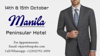 Rbespoke Promo Event on Manila: everyone's invited!