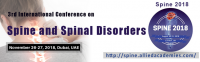 3rd International Conference on Spine and Spinal Disorders