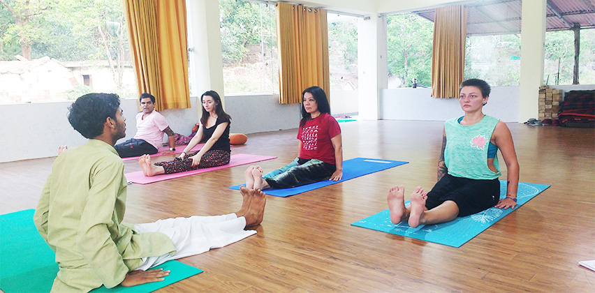 Yoga Retreats in India, Pauri Garhwal, Uttarakhand, India