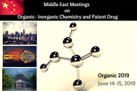 Middle East Meetings on Organic-Inorganic Chemistry & Patent Drug