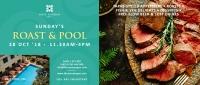 Sunday Roast & Pool