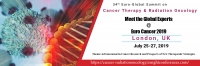 34th Euro-Global Summit on Cancer Therapy & Radiation Oncology