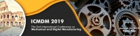 2019 The 2nd International Conference on Mechanical and Digital Manufacturing (ICMDM 2019)