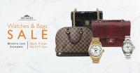 Designer Watches and Handbag Sale!