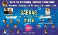 SABRAS 2018- A Two Day Music and Dance Festival