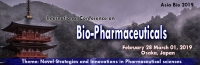 International Conference on Bio-Pharmaceuticals