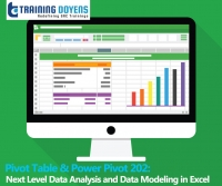 Live Webinar on Pivot Table & Power Pivot 202: Powerful Next Level Data Analysis and Data Modeling in Excel