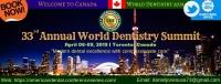 33rd Annual World Dentistry Summit