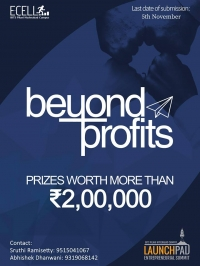 BEYOND PROFITS - LAUNCHPAD