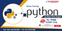 Best Python Online Training in USA - NareshIT