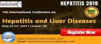 7th International Conference on Hepatitis and Liver Diseases
