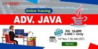 Best Advanced Java Online Training in USA - NareshIT