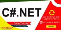 Best C Net Online Training in USA - NareshIT