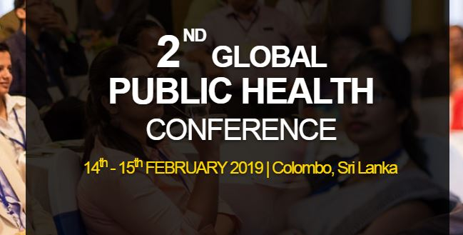 The 2nd Global Public Health Conference 2019 (GlobeHEAL) - Conference