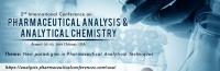 2nd International Conference on Pharmaceutical Analysis & Analytical Chemistry