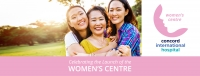 Official Opening of Women's Centre @ Concord International Hospital