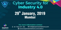 Cyber Security Conference in India 2019 - Cyber Security for Industry 4.0