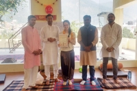 Meditation retreat in Rishikesh