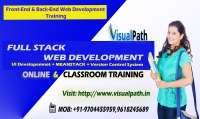 Best Full Stack online Training courses in Hyderabad - Visualpath