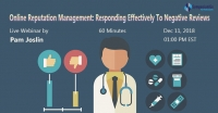Online Reputation Management: Responding Effectively To Negative Reviews