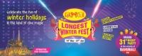 Longest Winter Carnival - Ramoji Film City