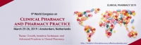 9th World Congress on Clinical Pharmacy and Pharmacy Practice