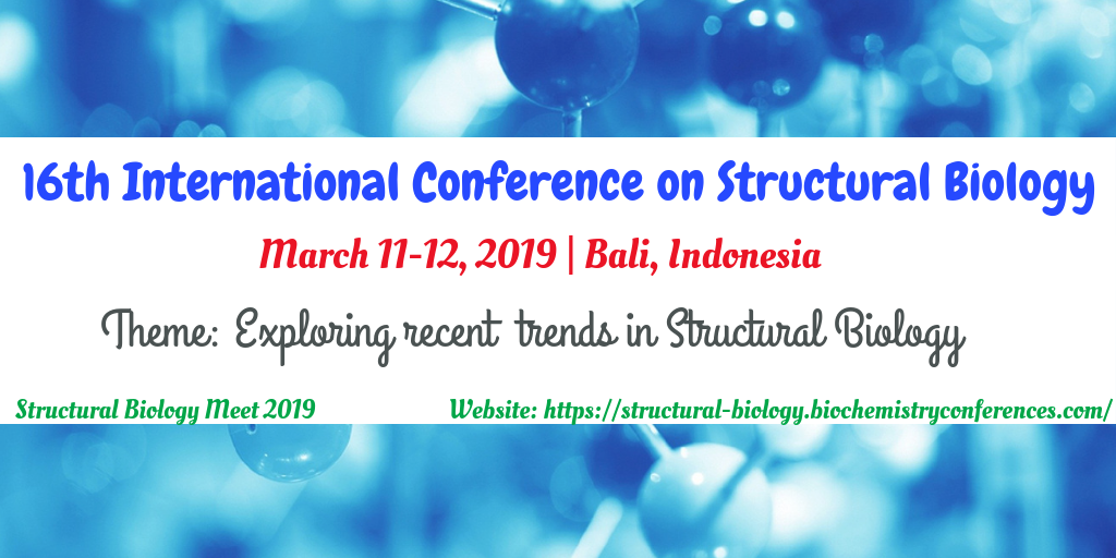 16th International Conference on Structural Biology, Kattu, Bali, Indonesia