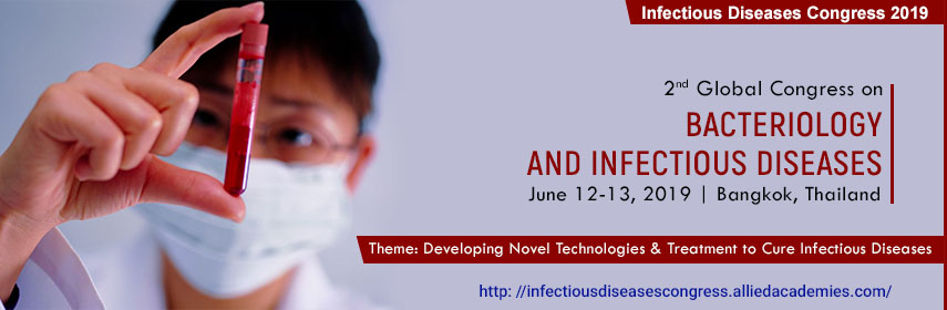 2nd Global Congress on Bacteriology and Infectious Diseases