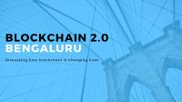 Blockchain 2.0 Summit Bangalore