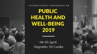 International Conference on Public Health and Well-being