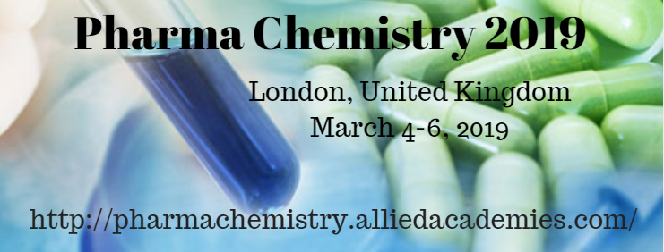 2nd International Conference on Pharmaceutical Chemistry & Drug Discovery, Paris, London, United Kingdom