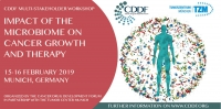 CDDF multi-Stakeholder workshop on Impact of the Microbiome on Cancer Growth and Therapy