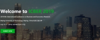 2019 9th International Conference on Business and Economics Research (ICBER 2019)