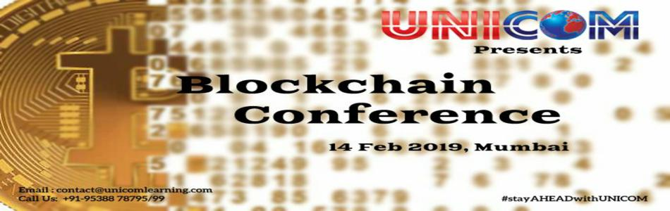 Blockchain Summit Mumbai 2019, Mumbai, Maharashtra, India