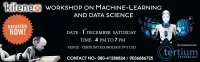 Workshop on Machine Learning and Data Science