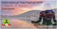 International Yog Festival 2019